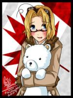 APH- Matthew Williams -Canada- by ChibiSalLina