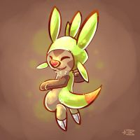 Chespin by Spashai