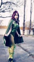 Poison Ivy cosplay by Kagome-cosplay