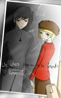 south park: damien and pip-dip by CheshireCatxAlice