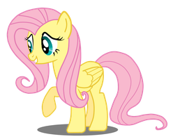 Fluttershy by TractionEra