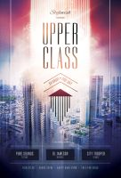 Upper Class Flyer by styleWish