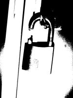 life is like a padlock by Morneion