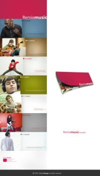Remixmusic booklet by Dalash