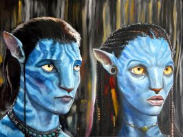Avatar by waynedowsent