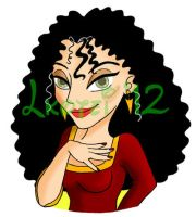 Graphic Design - Mother Gothel - 2012 by Lokotei