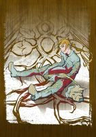 FMA - Alphonse Elric - Colored by Kieshar