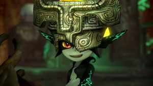 Midna  5 - Hyrule Warriors by Midna0Kildea
