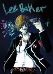 Lee Baker in Persona 3 by Ren-chin