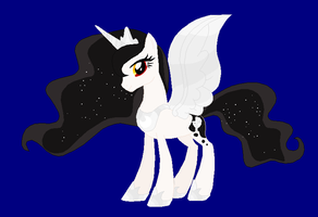 Shadow Rebekah MLP without armor by UltimateAlexandra1