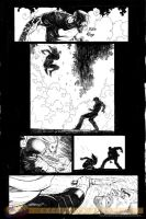 scarlet spider 6 page by RyanStegman