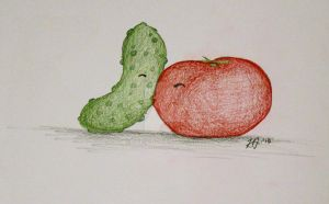 Mamatoes N Pickles - 2 by Dhria