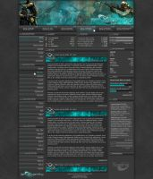 prx.gaming Clantemplate by JollyJoker1411