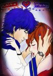 Kaito and Meiko by ready-set-draw