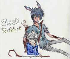 ROTG Jack Rabbit by Legend-of-Yaoi