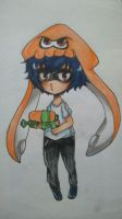 SPLATOON! OC ~ by Rurumawari