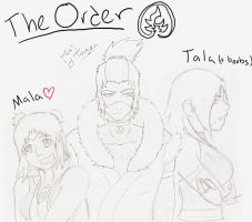 New Faces Of the Order by Goddess-Of-Sugar
