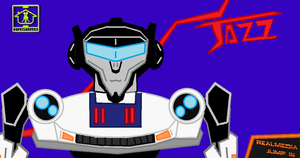 Transformers Destiny Jazz G1 Edition by SRGDuck