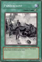 Panzerfaust card by Mexicano27