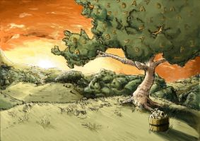 Alphabet Orchard by Zippedbinders