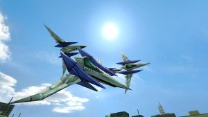 Arwing 2 by CronoCain