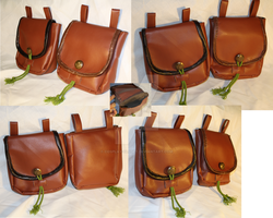 Pouches by Cosplay-Closet