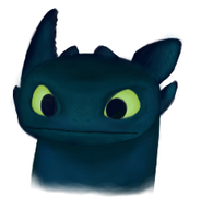 Toothless :D by KankuroRox