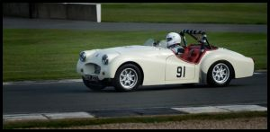 Triumph TR2 by dxd