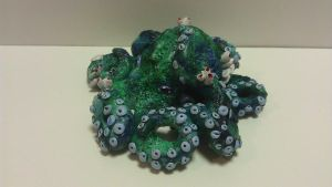 octopus 3 by ColleensCritters