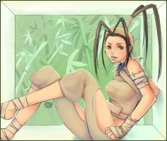 StreetFighter3: Ibuki by mitsuu