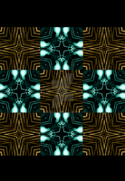 another kaleidoscopic pattern by Mekkor2