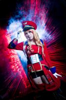 Macross F. - Sheryl Nome by garion