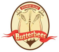 Butterbeer Label by howboutno