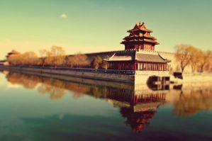 Twilight in The Forbidden City by sunny2011bj