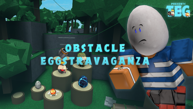 Obstacle Eggstravaganza by Giantepik