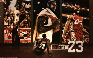 I AM LEGEND - LBJ by sha-roo