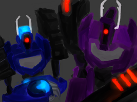 For Lord Megatron by Psychotica92