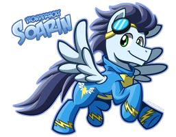 Soarin by BuizelCream