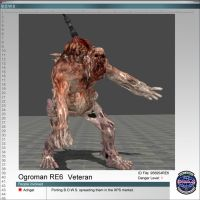 Ogroman RE6 Veteran by Adngel