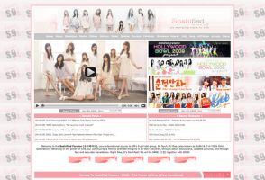 Power of Pink Layout by soshified
