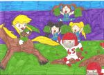 Zelda Football Zelda Dungeon Contest Winner by Ryoga1998