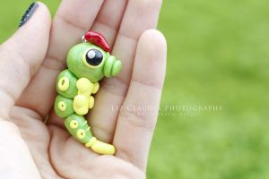 Caterpie by LizClaudia