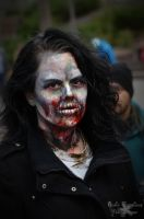 5th Zombie Walk of Quebec by Tyliss