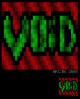 VOID logo by ansi86