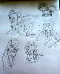 Request sketches by royalraptors