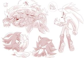 Sketches by Myly14