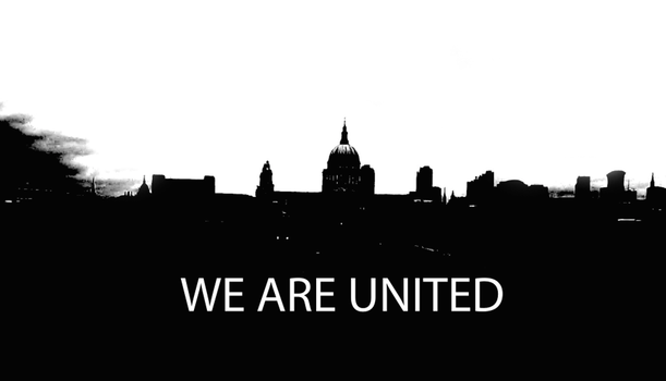 WE ARE UNITED 2017 by CreativeDyslexic