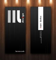 My Business Card by Ghost21501