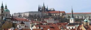 old Prag by Platonov