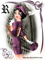 Blancanieves decada de los 30 by rebenke
